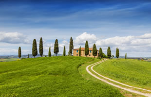 Real estate in Tuscany