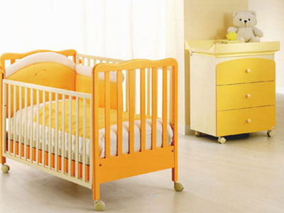 Cots and High chairs