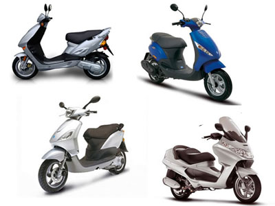 Car And Scooter Rental Italian Case Villas For Summer